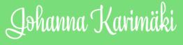 Johanna Karimäki